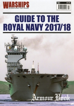 Guide to the Royal Navy 2017/18 [HPC Publishing]