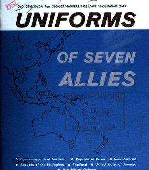 Uniforms of Seven Allies [Department of Defense]