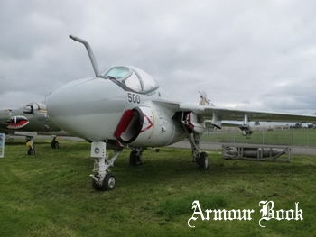 Grumman A-6E Intruder [Walk Around]