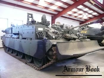 FV4204 Chieftain Mk.7 ARV Walk Around