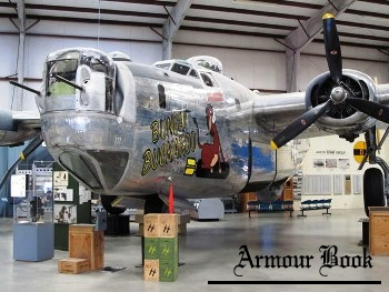 Consolidated B-24J Liberator [Walk Around]