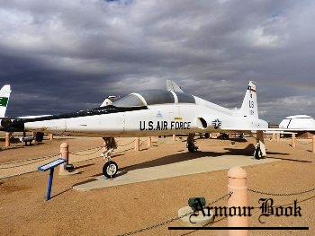 Northrop T-38A Talon trainer [Walk Around]