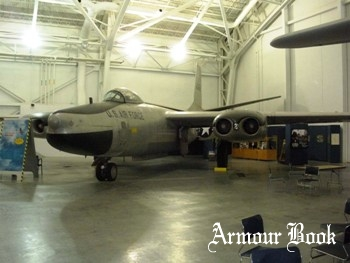 North American RB-45C Tornado [Walk Around]