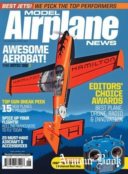 Model Airplane News 2018-06