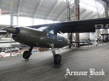 Dornier Do.27 J-1 [Walk Around]
