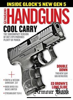 Handguns (Guns & Ammo - 2018-06/07)