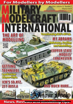 Military Modelcraft International 2018-05