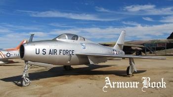 F-84F Thunderstreak [Walk Around]