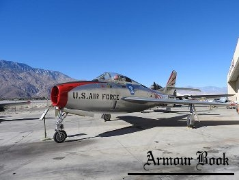 F-84F Thunderstreak USAF [Walk Around]