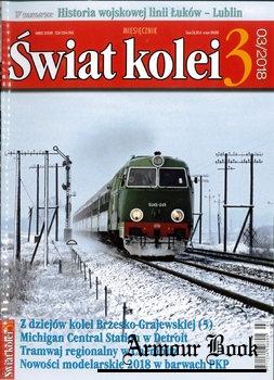 Swiat Kolei 2018-03
