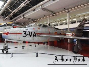 F-84F Thunderstreak French [Walk Around]