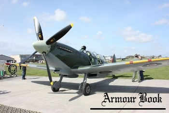Spitfire HF Mk IX [Walk Around]