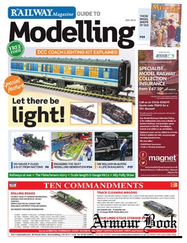 Railway Magazine Guide to Modelling 2018-05