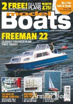 Model Boats 2018-05