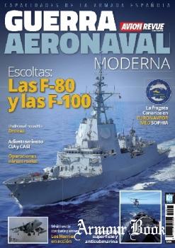 Guerra Aeronaval Moderna [Avion Revue Internacional Especiales]