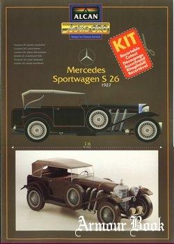 Mercedes Sportwagon S 26 1927 [Alcan]