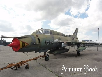 Su-22M4 (Luftwaffe) [Walk Around]