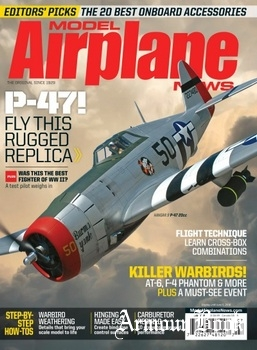 Model Airplane News 2018-07