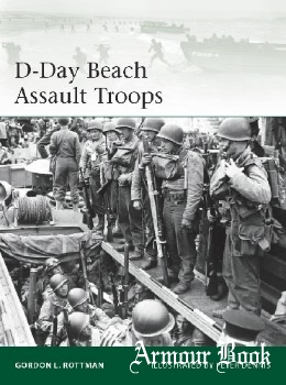 D-Day Beach Assault Troops [Osprey Elite 219]
