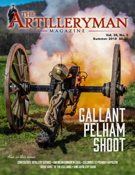 The Artilleryman Magazine 2018-Summer (Vol.39 No.03)