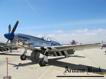 North American P-51D-20-NA Mustang [Walk Around]