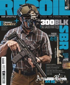 Recoil - Issue 37 2018