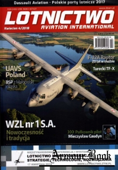 Lotnictwo Aviation International 04/2018