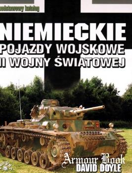 Niemieckie pojazdy wojskowe II wojny swiatowej [Vesper]