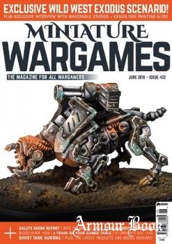 Miniature Wargames 2018-06