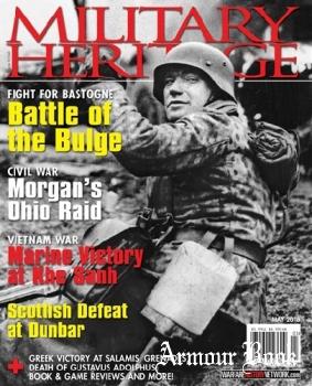 Military Heritage 2018-05