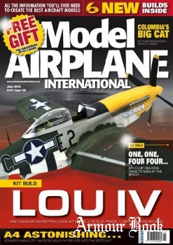 Model Airplane International 2018-06