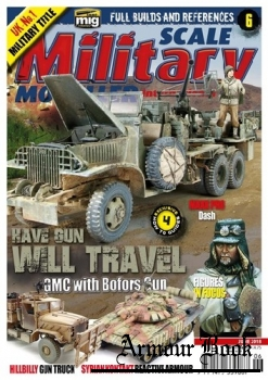 Scale Military Modeller International 2018-06