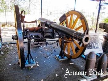 British 13-pdr RML Field Gun [Walk Around]