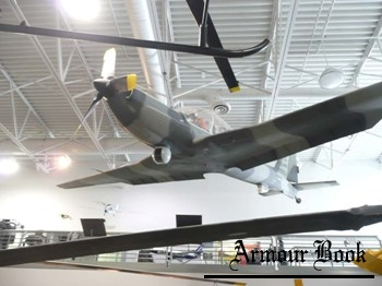 Lockheed YO-3A Quiet Star [Walk Around]