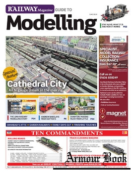 The Railway Magazine Guide to Modelling 2018-06