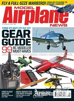 Model Airplane News 2018-08