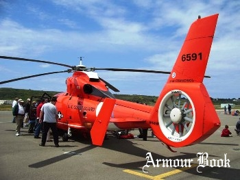 Aerospatiale HH-65A Dolphin [Walk Around]