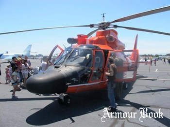 Eurocopter MH-65C Dolphin [Walk Around]