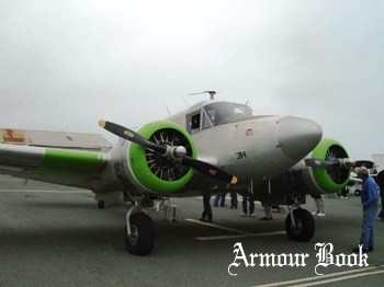 Beech 18 (C-45H) Expediter [Walk Around]