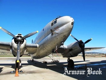 Curtiss C-46F Commando [Walk Around]