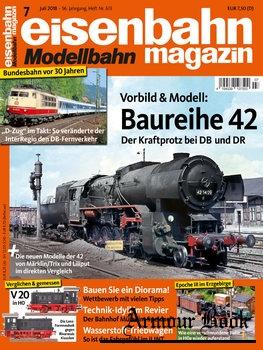 Eisenbahn Magazin 2018-07