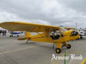 Piper J-3 Cub [Walk Around]