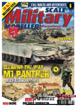 Scale Military Modeller International 2018-07