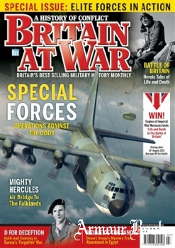 Britain at War Magazine 2018-07