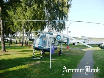 Kamov Ka-26 [Walk Around]