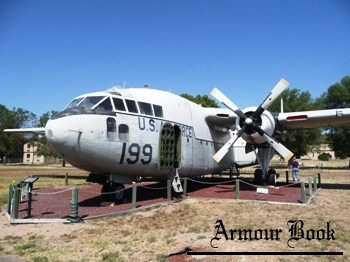 Fairchild C-119C-17-FA Flying Boxcar [Walk Around]