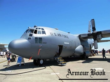 Lockheed C-130H Hercules [Walk Around]