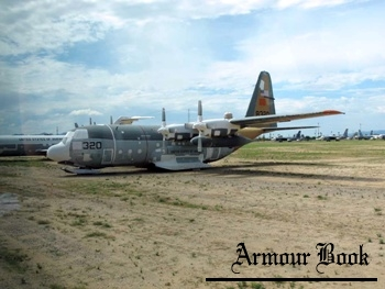 Lockheed LC-130 Hercules [Walk Around]