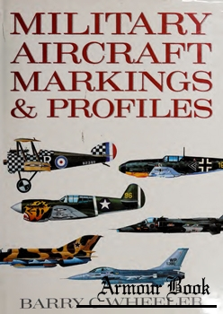 Military Aircraft Markings & Profiles [Hamlyn]