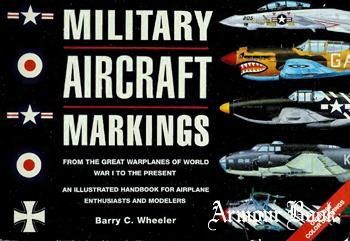 Military Aircraft Markings [Longmeadow Press]
